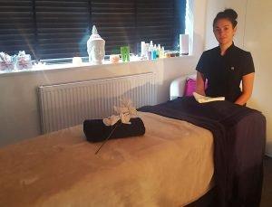 KA Beauty - Treatment Room