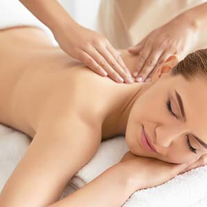 KA Beauty - Back, Neck and Shoulder Massage