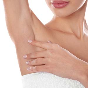 KA Beauty - Underarm Waxing - Hot Wax